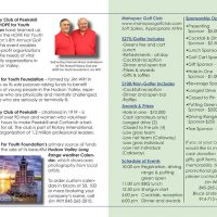 Hope for Youth Golf Outing Brochure